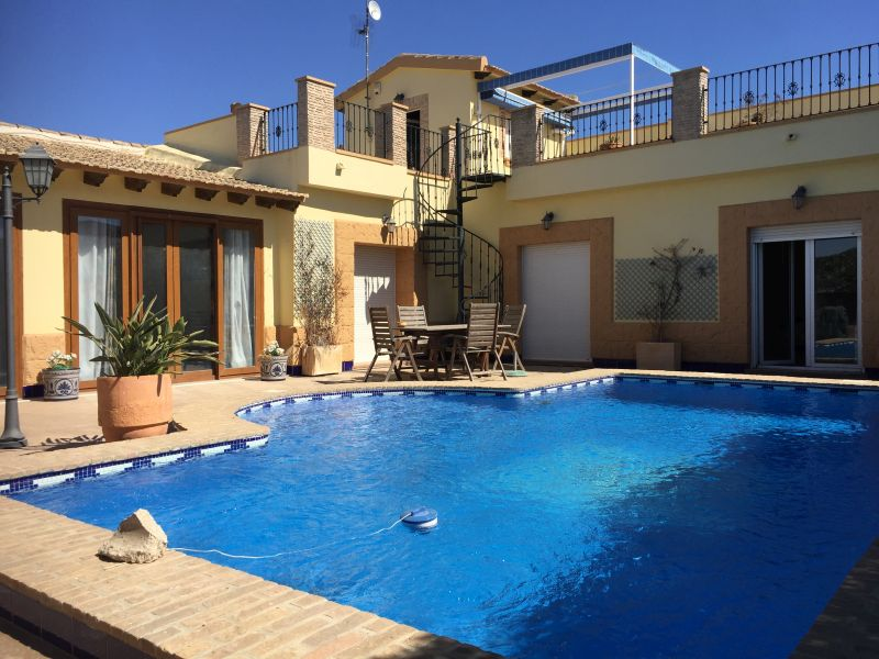 Villa in Las Heredades